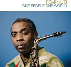 Femi Kuti One people one World