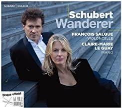 Claire-Marie Leguay-François Salque Schubert Wanderer