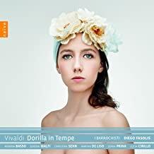 Vivaldi Dorilla in Tempe Diego Fasolis