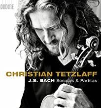 Christian Tetzlaff JS Bach sonates et partitas