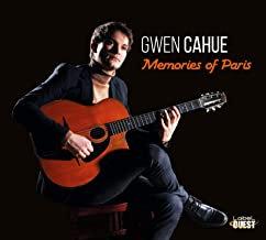 Gwen Cahue Memories of Paris