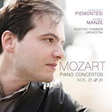Concerto pour Piano Mozart Francesco Piemontesi Scottish Chamber Orchestra