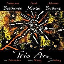 Trio Arc Beethoven/Martin/Brahms
