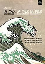 Claude Abbado Daniel Barenboïm DVD Debussy La Mer