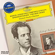 Mahler Lieder Dietrich Fischer-Dieskau