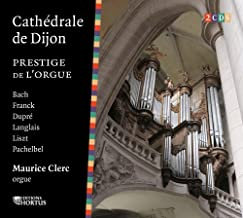 Maurice Clerc Cathedrale Dijon