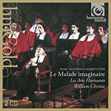 Charpentier le Malade imaginaire William Christie les Arts Florissants