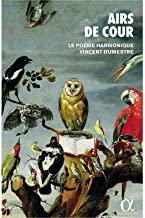 AIRS DE COUR le Poème Harmonique Vincent Dumestre