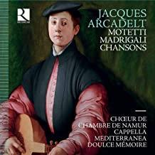 Arcadelt Madrigaux Alarcon