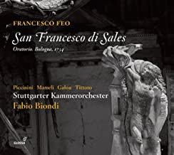 Stuttgarter Kammerorchester Fabio Biondi San Francesco di sales Francesco Feo
