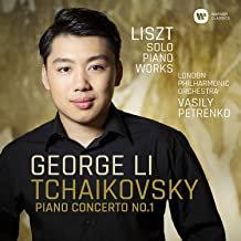 George Li Piano Tchaikovsky/Liszt