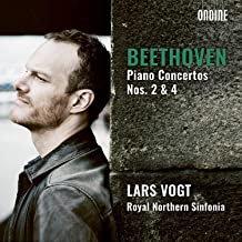 Beethoven Lars Vogt Piano concertos N° 2 &4 Royal Northern Sinfonia