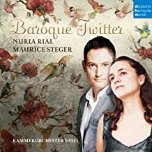Baroque Twitter Nuria Rial Maurice Steger