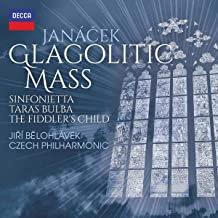 Janacek Glagolitic Mass Jiri Belohlavek Czech Philharmonic