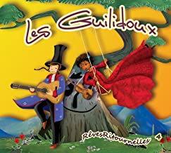 Guilidoux Vol4 CD enfants