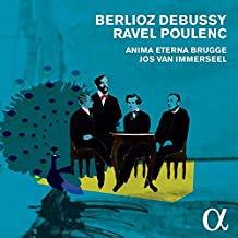 Coffret Anima Eterna Berlioz Debussy Berlioz Ravel Poulenc