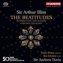 BBC Symphony Chorus The Beatitudes Sir Arthur Bliss