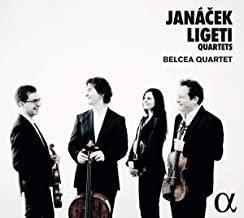 Janacek/Ligeti Belcea Quartet