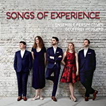 Ensemble Perspectives Geoffroy Heurard Songs of Experience