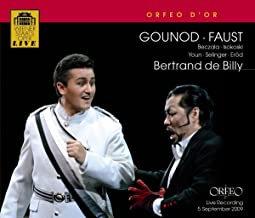 GOUNOD FAUST Bertrand de Billy Piotr Beczala Cor und Orchester des Wiener Staats