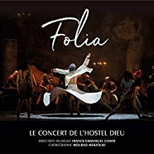 Folia Concert Hostel Dieu franck Emmanuel Comte