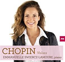 Emmanuelle Swiercz Chopin Valses Piano