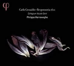 Carlo Gesualdo: Responsoria 1611 Collegium Vocale de Gent