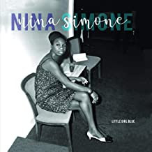Nina Simone Little Girl Blue vinyle