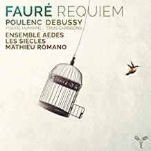 Faure Requiem Ensemble Aedes les Siècles Mathieu Romano