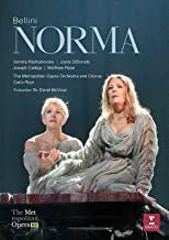 Bellini Norma  Joyce di Donato DVD