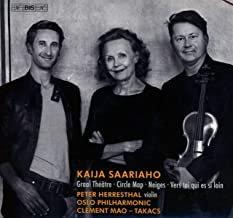 Kaija Saariaho Peter Herresthal Graal Theatre