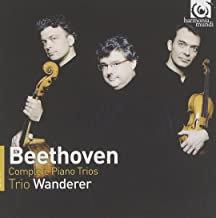 Beethoven Trio Wanderer Complete Piano Trios