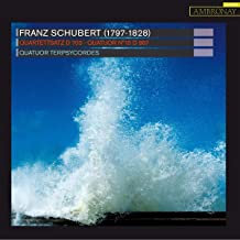 Quatuor Terpsycordes Schubert D703-Quatuor N°15