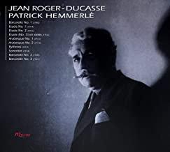 Jean-Roger Ducasse Patrick Hemmerlé Piano