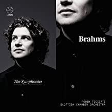 Brahms Intégrale Symphonies Robin Ticciati