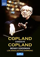Copland conducts Copland DVD