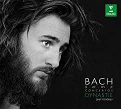 Jean Rondeau - Bach concertos Vinyle
