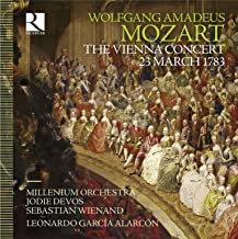 Alarcon Mozart Vienna Concertos