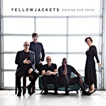 Yellow Jackets Raisins our voice Russell Ferrante/Bob Mintzer/William Kennedy/Da