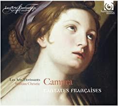 William Christie Arts Florissants Campra Cantates