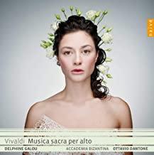 Delphine GALOU. A. BIZANTINA. O. DANTONE 'VIVALDI Musica sacra per Alto