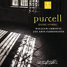 Purcell Divine Hymns William Christie les arts florissants