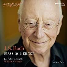 JS Bach Messe en si William Christie Les Arts Florissants