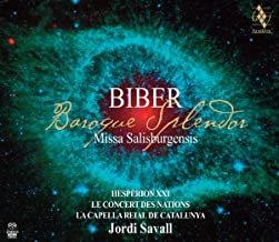 Savall Biber Missa Salisburgensis