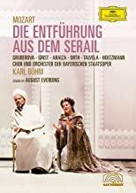 Mozart Enlèvement Karl Böhm Sérail DVD