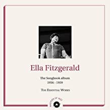 Ella Fitzgerald Songbook album 56-59 vinyle
