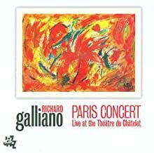 Richard Galliano Paris concert
