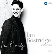 Coffret Ian Bostridge Autograph