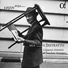 Il Giardino Armonico Giovanni Antonini Haydn vol4 Il Distrato