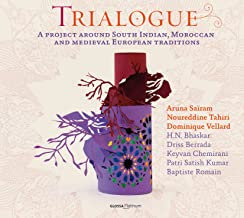 Trialogue Dominique Vellard/Aruna Saïram/Noureddine Tahiri